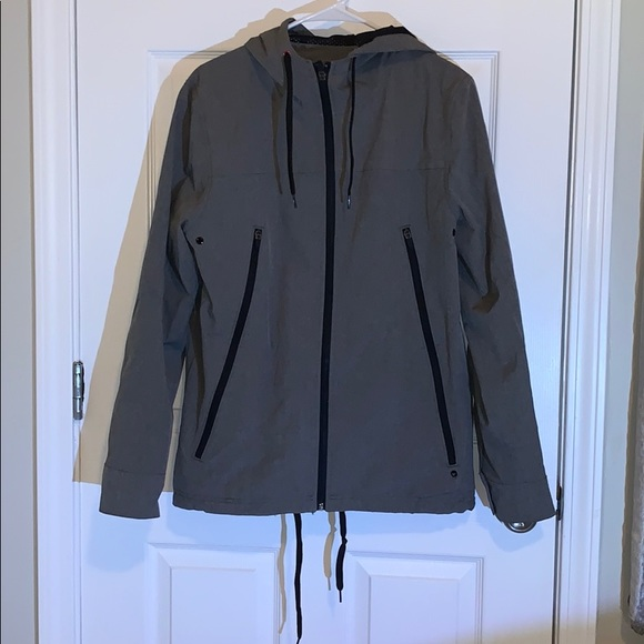 Modern Amusement Other - Modern amusement soft shell rain jacket